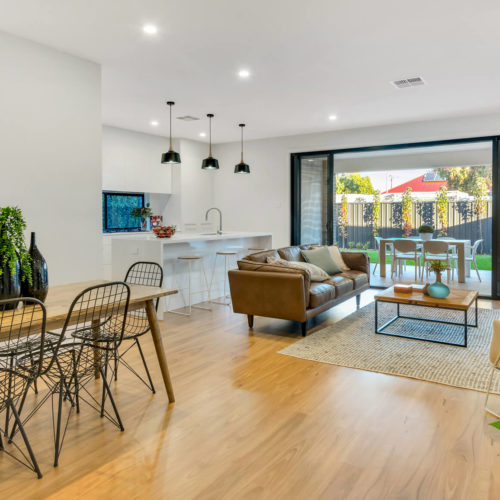 LS Glengowrie HR 8